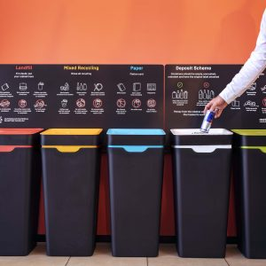 Office Recycling Signage by Method